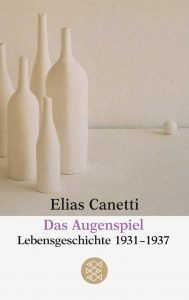 Cover Canetti Augenspiel