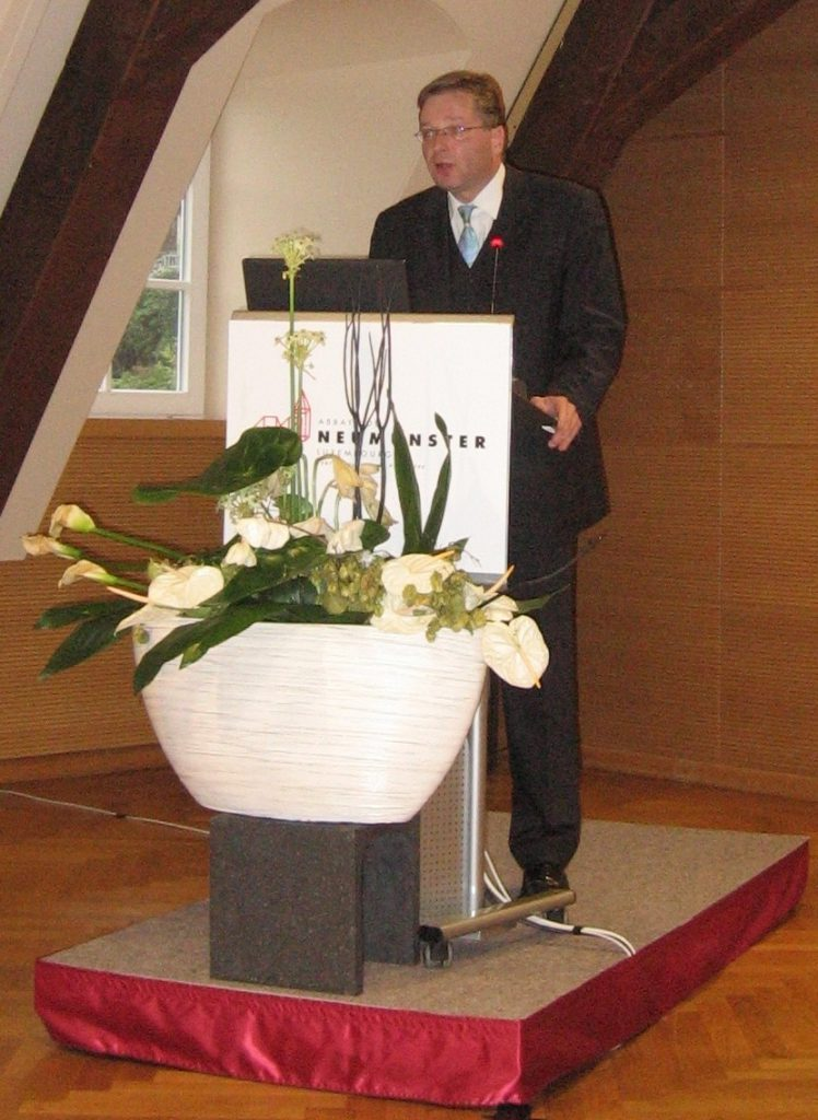 Vortrag Luxemburg
